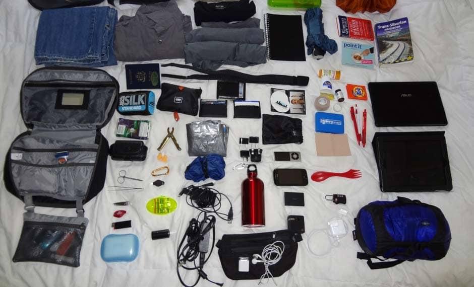 hal yang harus dipersiapkan sebelum travelling
