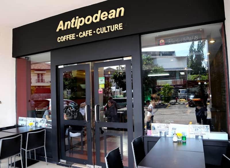 Antipodean Coffee