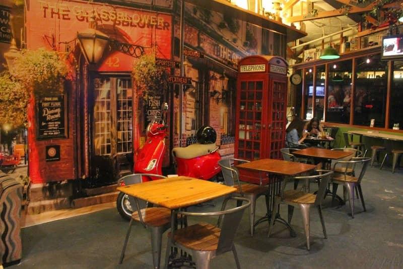 Daftar Rumah Makan, Restoran, Kantin, Depot, dan Cafe Vegetarian di Jakarta Selatan