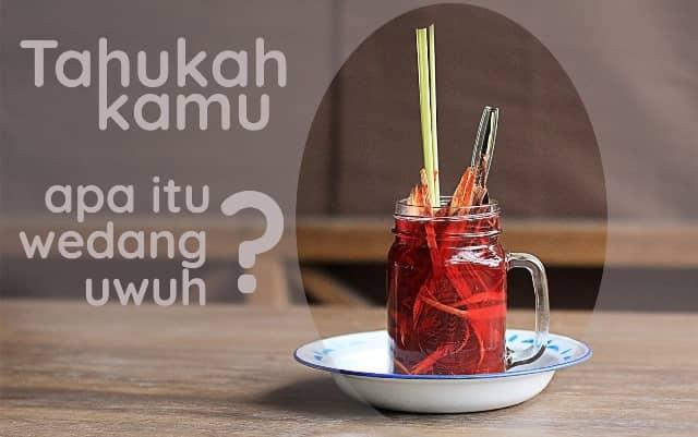 11 Minuman Tradisional Indonesia Untuk Pengobatan Minuman