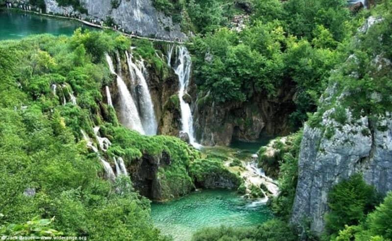 25 Air Terjun Terindah Di Dunia Seperti Surga Air Terjun Terindah