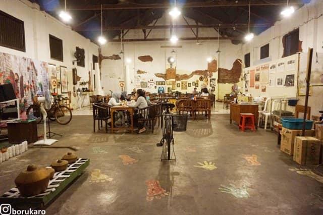 9 Tempat Nongkrong Di Semarang Paling Enak Dan Asik