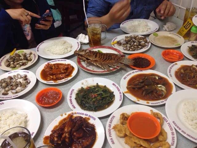 tempat makan di jakarta selatan