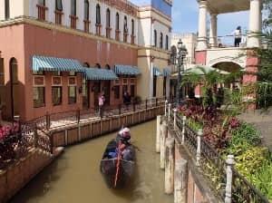 Little Venice Kota Bunga Puncak Bogor Wisata Baru  Review Gotravelly