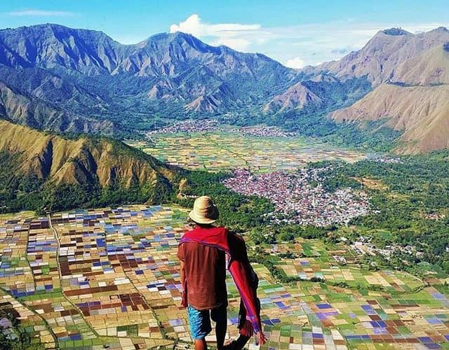 Tempat wisata di senaru lombok