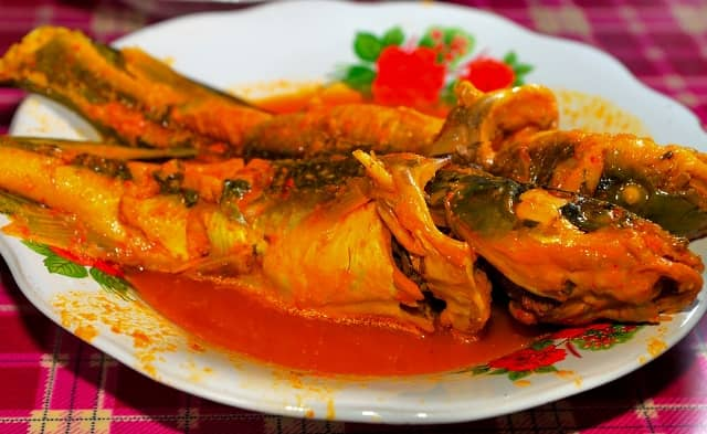 makanan tradisional riau