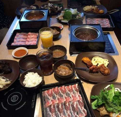 Harga Shaburi Di 10 Tempat Makan Jakarta Harga Shaburi