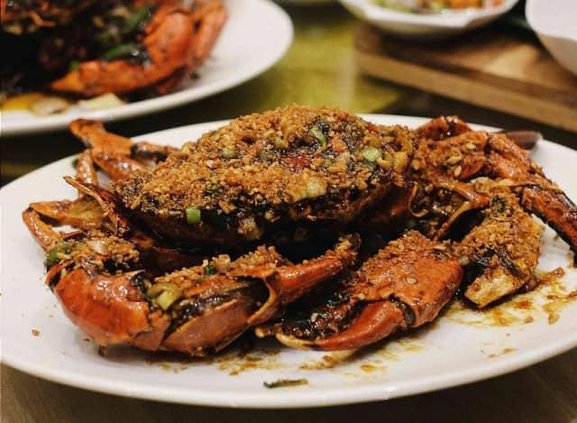 Ben Seafood di jakarta